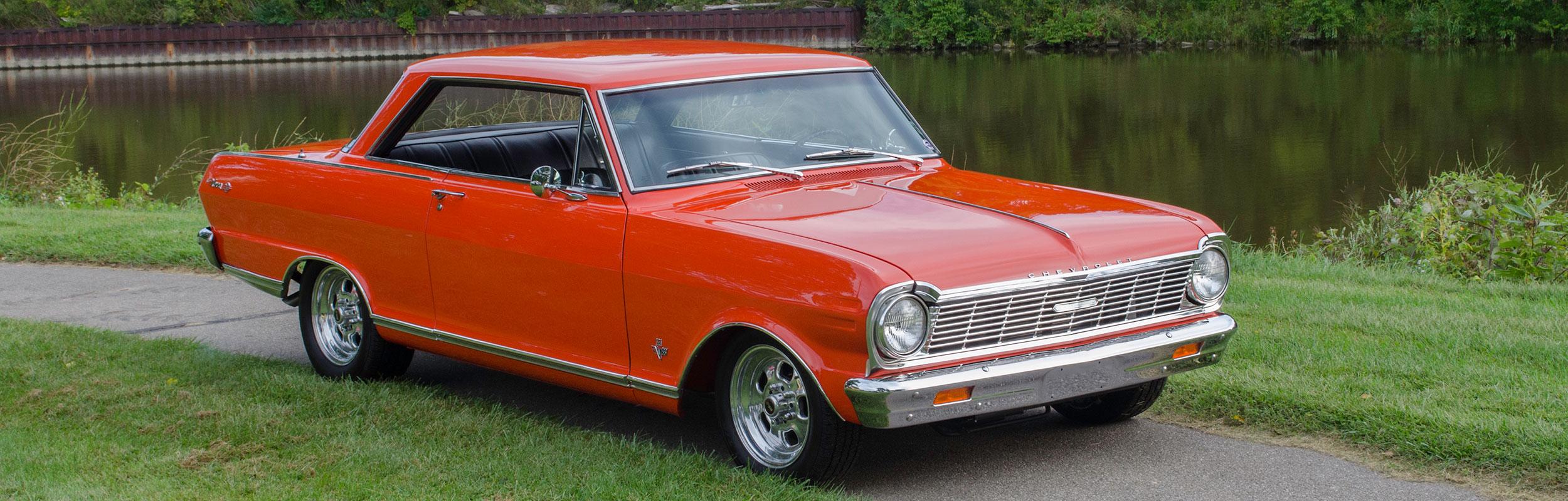 1963-1979 Nova
