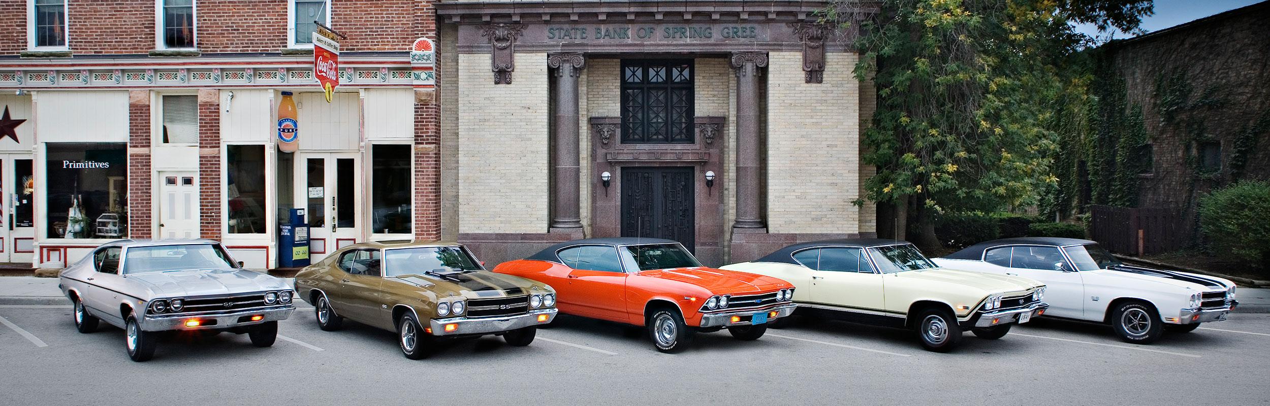 1964-1980 Chevelle