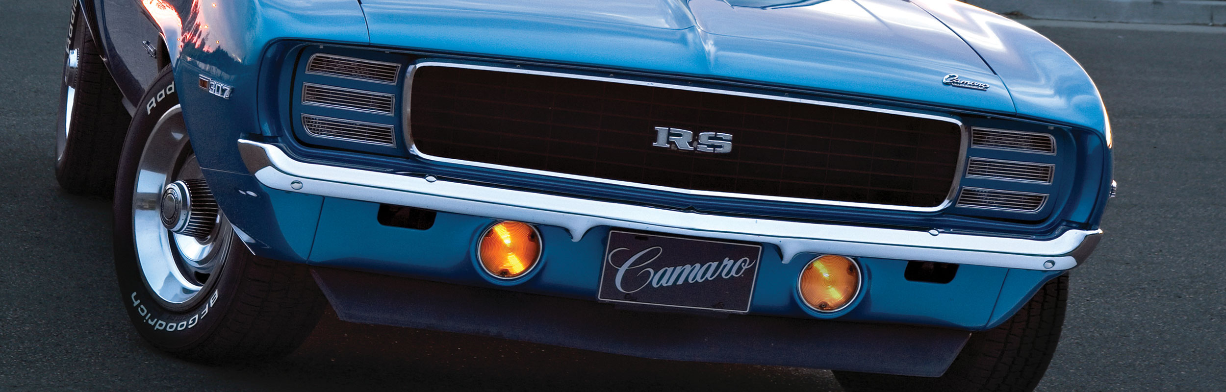 1967-1985 Camaro