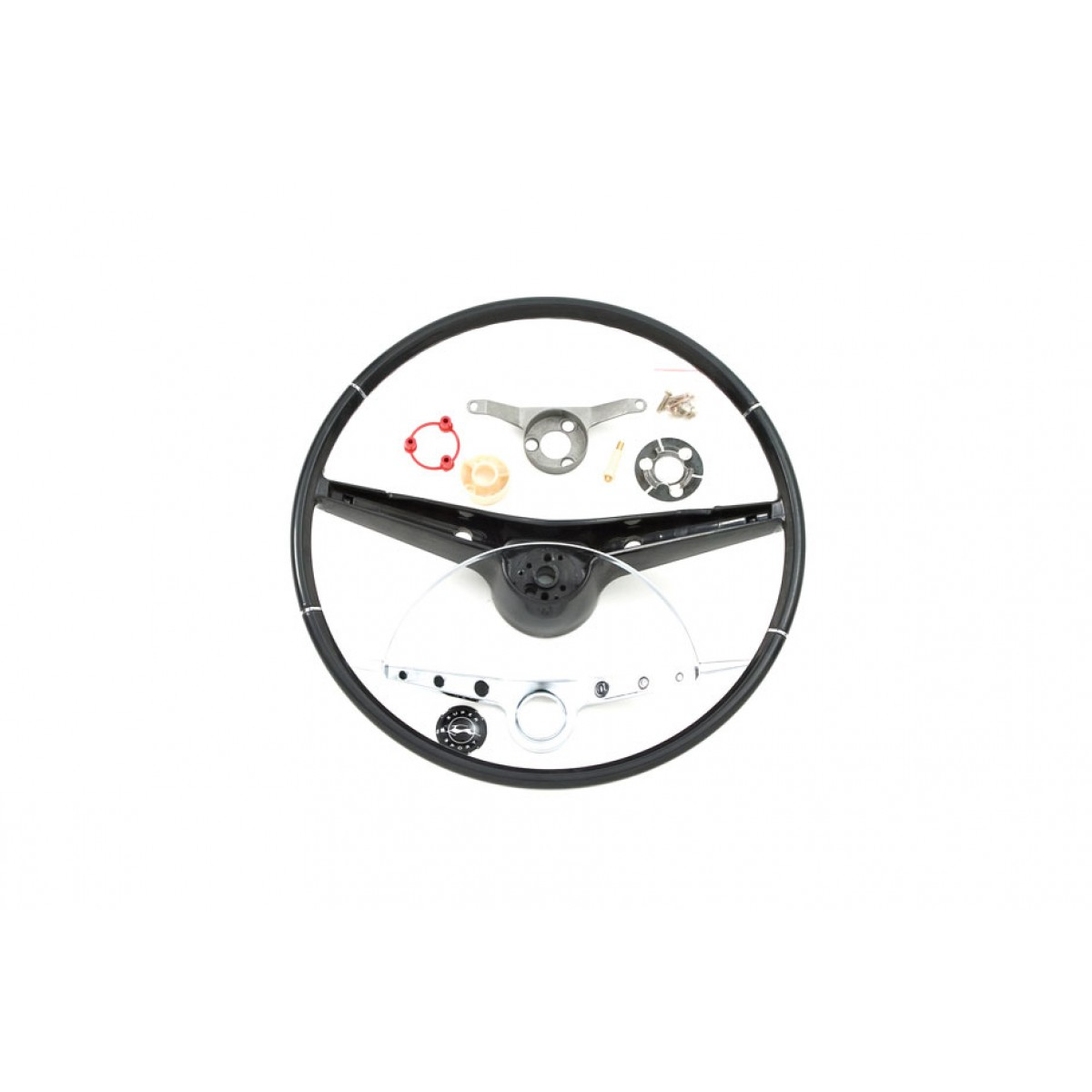 1963 impala ss complete steering wheel
