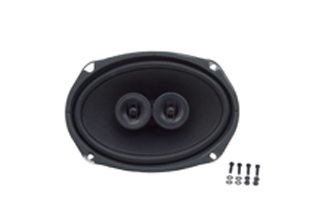 "1953-60 Front 120 Watts Dual Voice Coil Speaker, 6""x 9"""