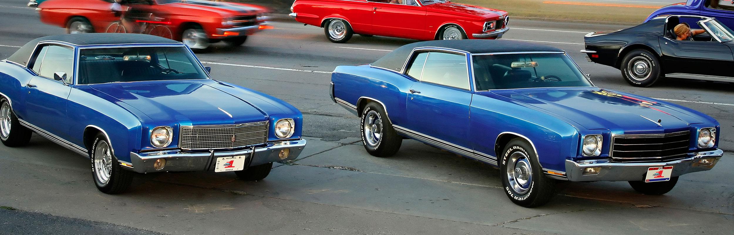 1970-1972 Monte Carlo