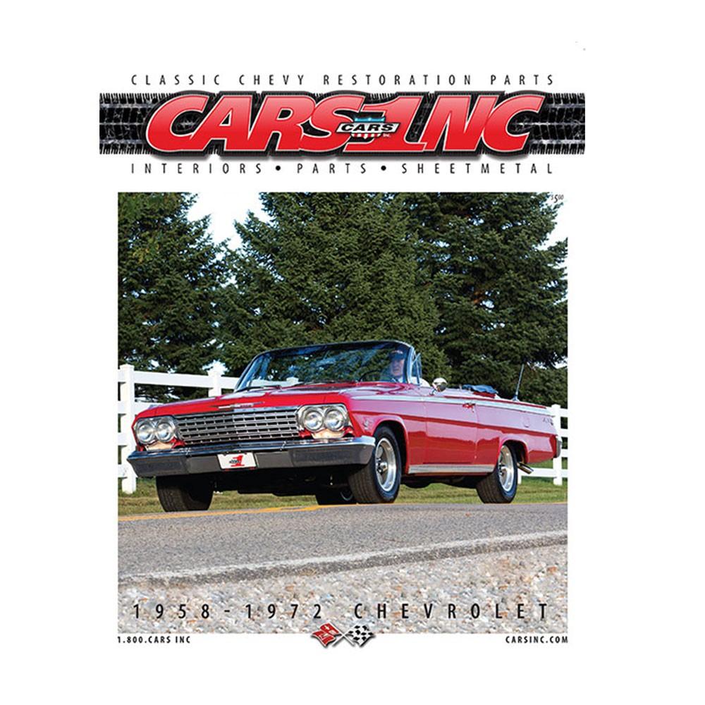 1958-1972 Full-Size Chevrolet Parts Catalog