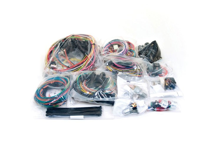 Wire Harness Kit 1955-1956 Complete