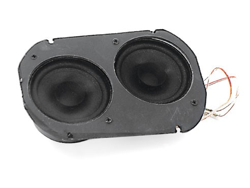 1953-60 Front Dual Speakers