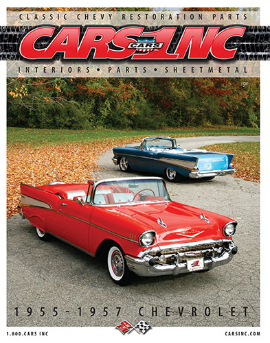 CARS Inc. 1955-1957 Chevy Catalog